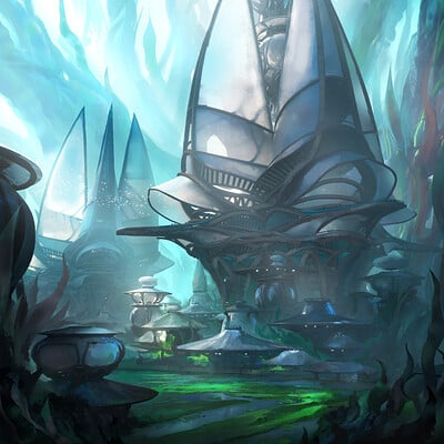 Leon tukker kelpforest haven