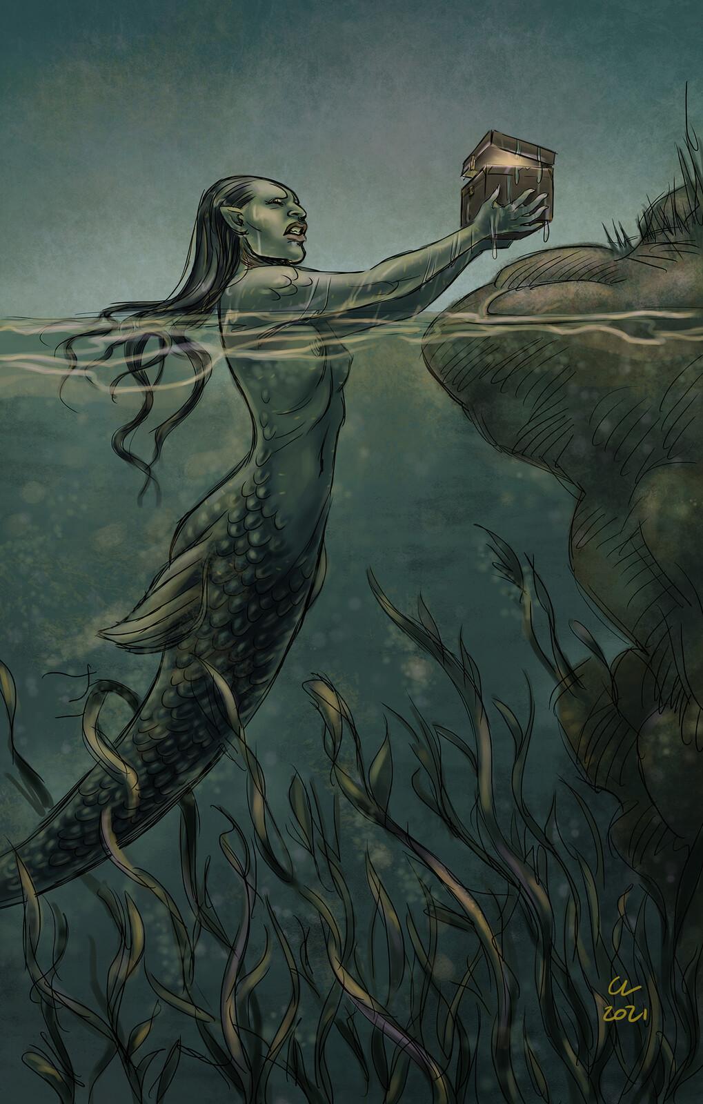The Siren's Gift