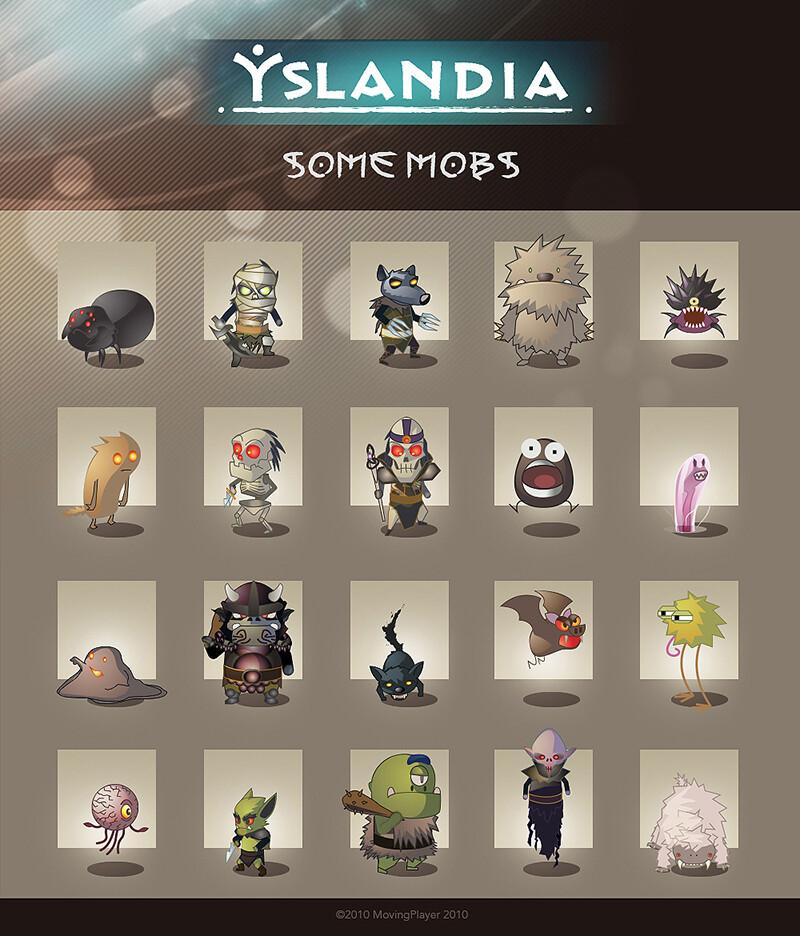 First island's NPC facebook