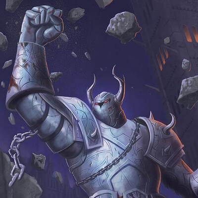Renan moraes titan dungeon 02