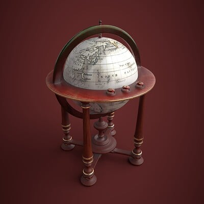 Edgar espino globe 01