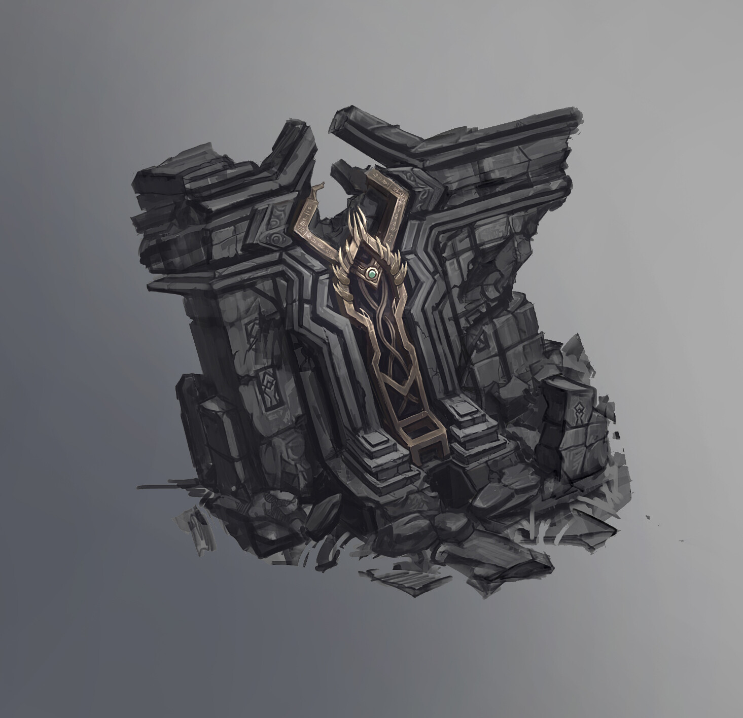 OLD work-Fantasy designs