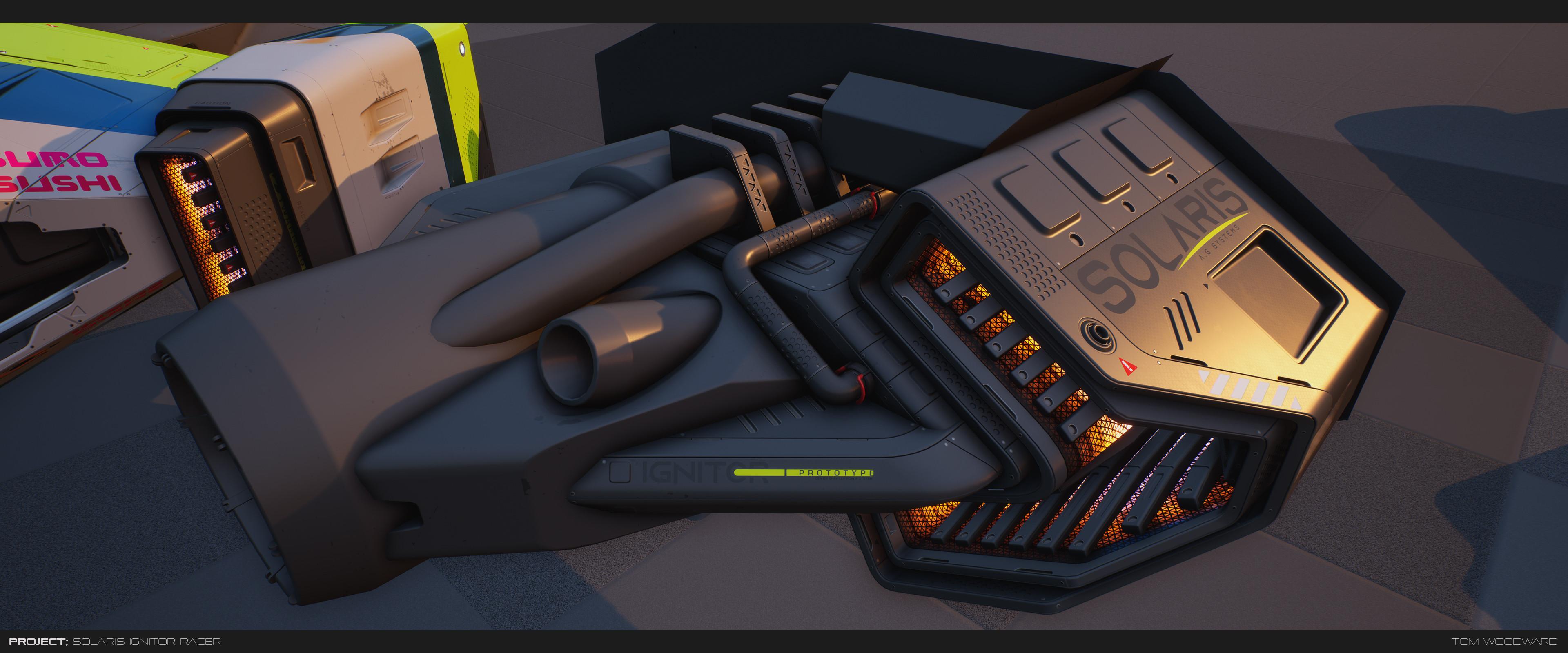 Engine Construction inside UE4