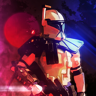 Mike colonnese arctrooper