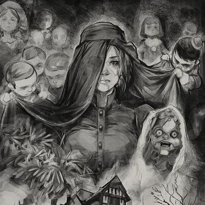Nabetse zitro resident evil 8 donna beneviento