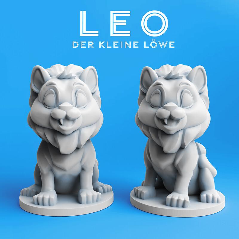 Leo - Der kleine Löwe