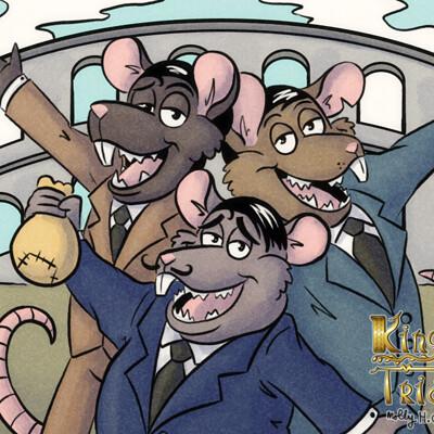 Molly heady carroll ratpack mollyheadycarroll