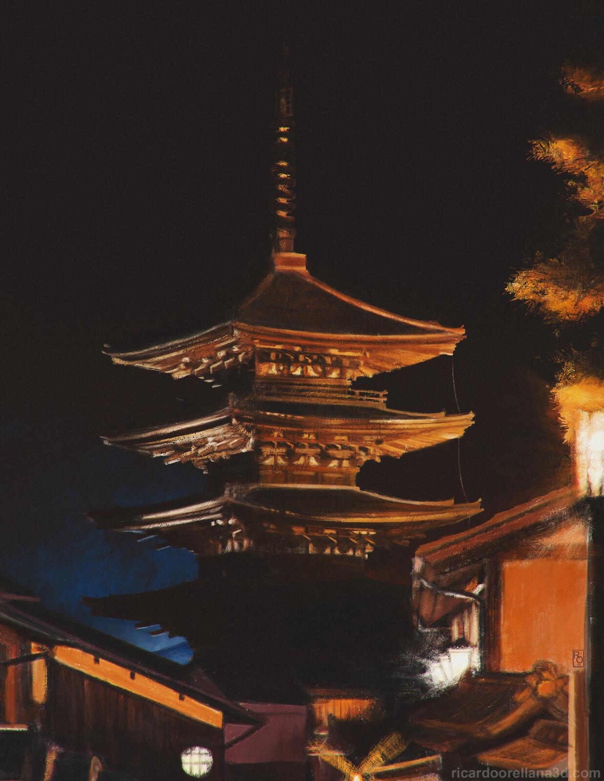 Kyoto Before Midnight