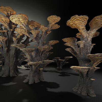 Iteratecgi alien plant mushroom type3 5