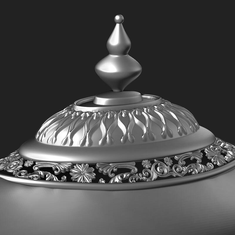 The Genies Lamp