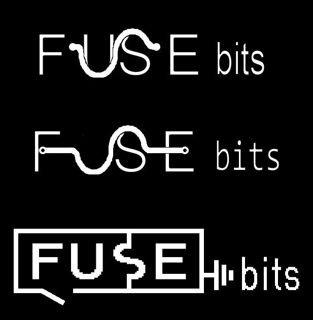 Logo designs for Fuse Bits