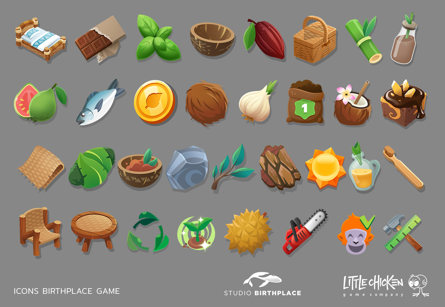 Resource Icons