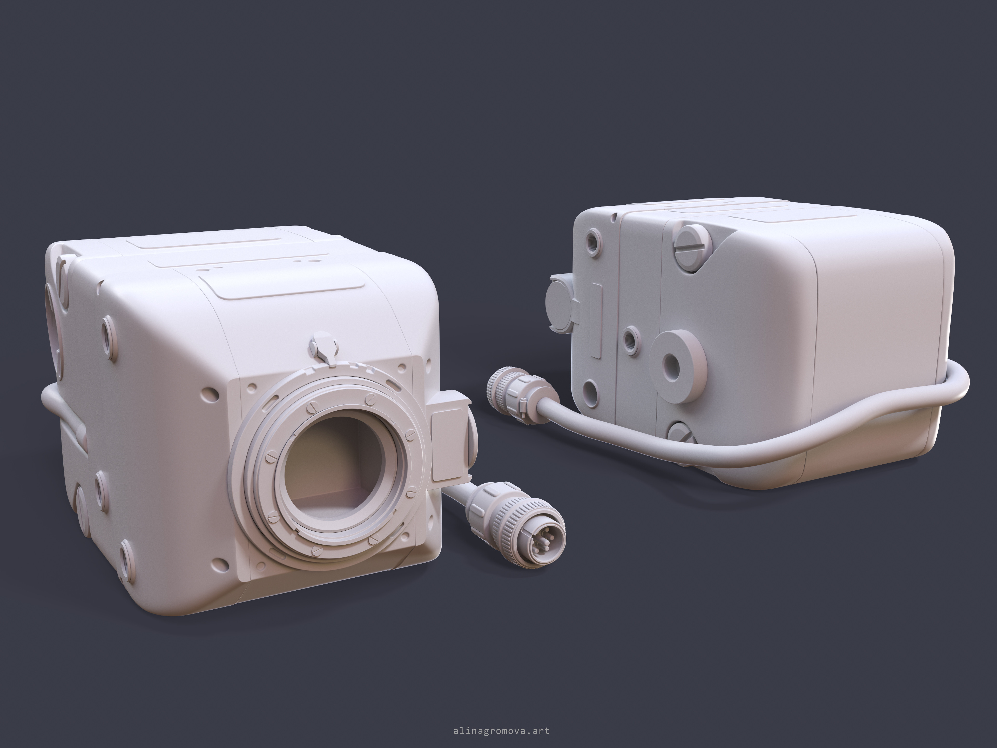 Zbrush high poly
