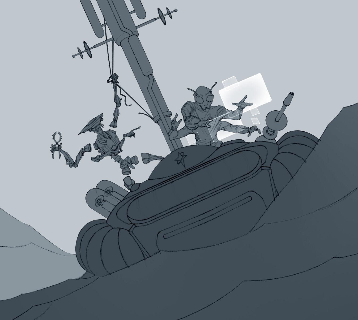 tight sketch