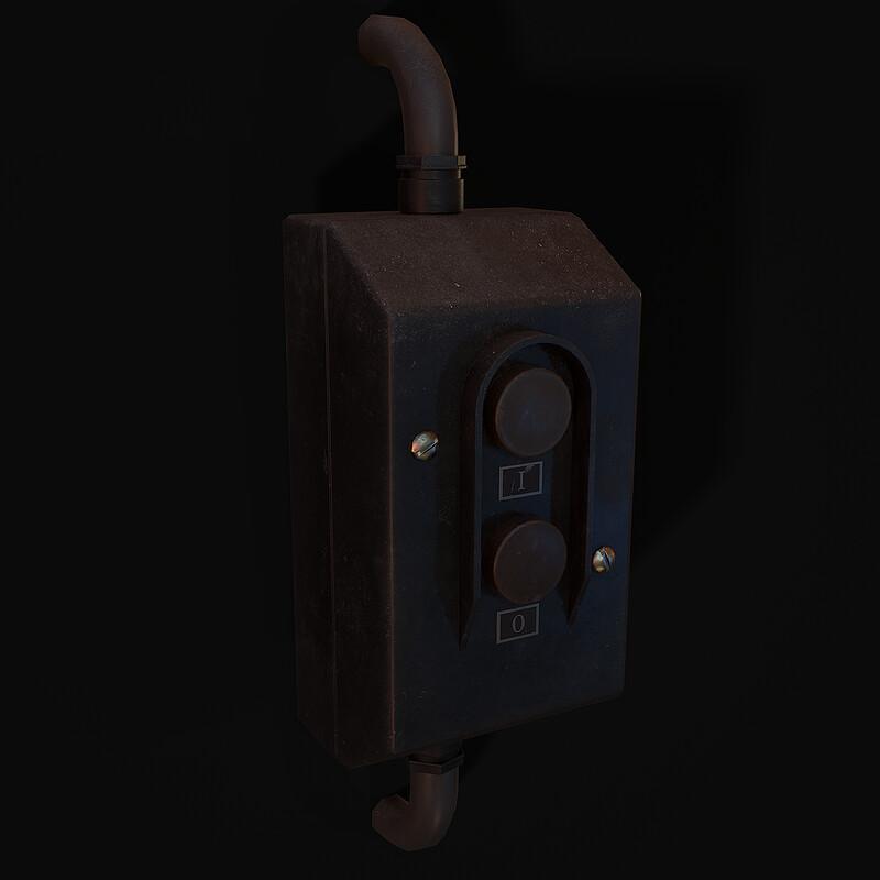 Old Switch - (Horror Corridor)