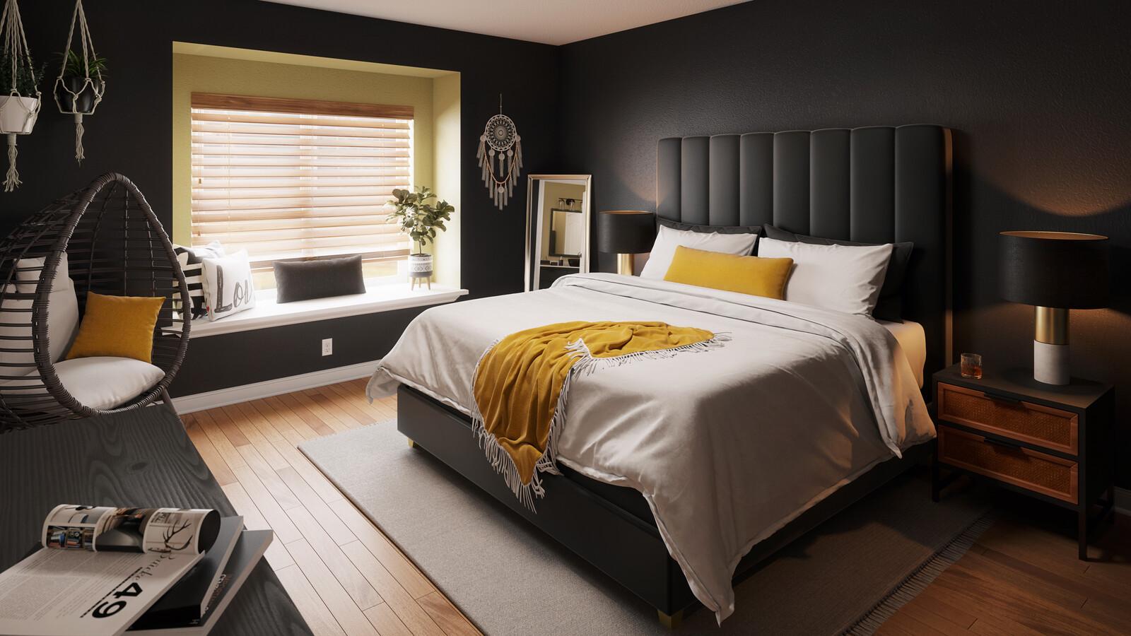Master Bedroom | Redesign