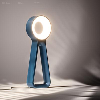 Roman tikhonov lamp 23 25 0075