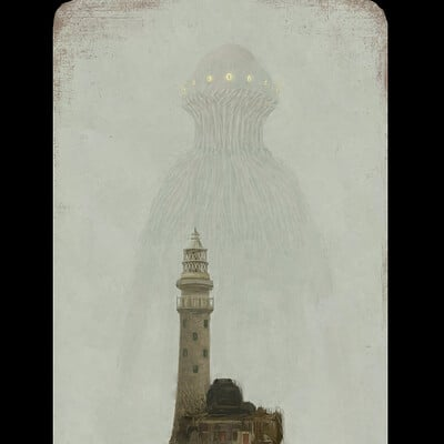 Wayne tan lighthouse2