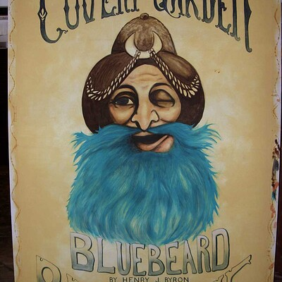 Jesse glenn bluebeard stage