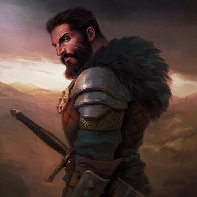 Koveck antonio garcia warrior color final