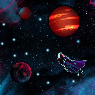 Gustavo lucero shs new 21 super volando color m