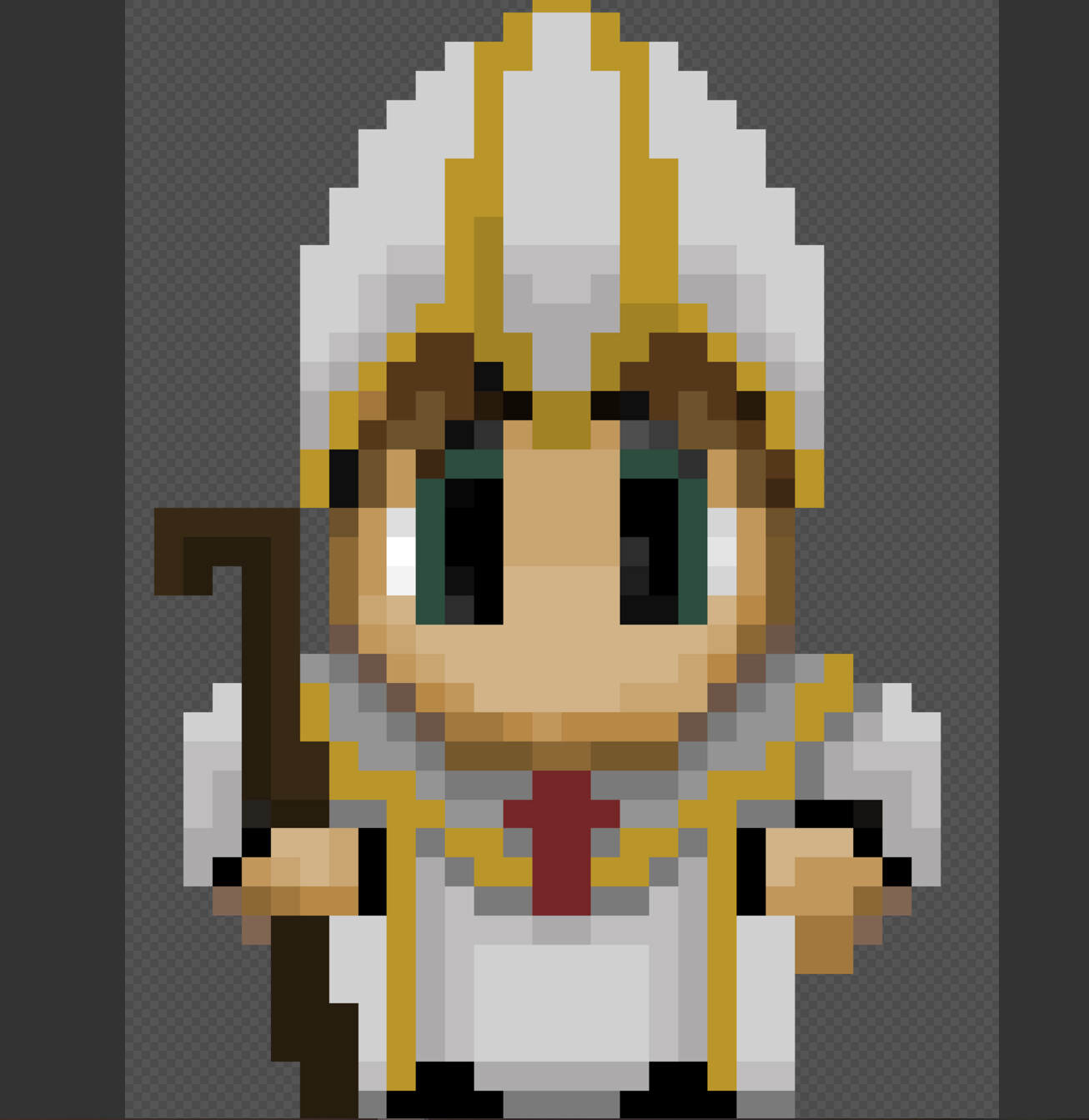 Typing Knight Assets