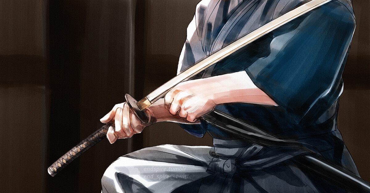 noto - sheathing the sword