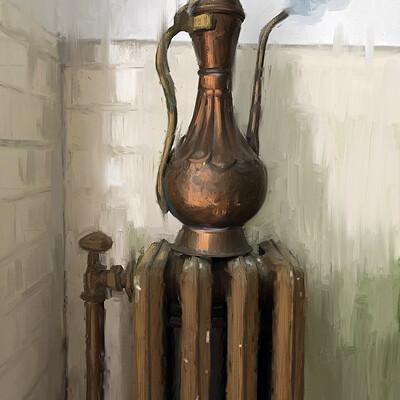 Moebocop wateringcan