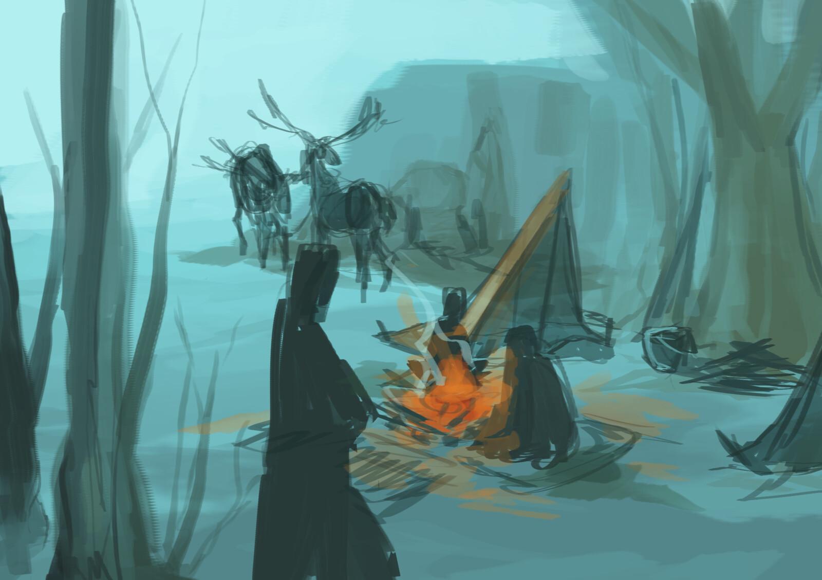 Inquisition camp