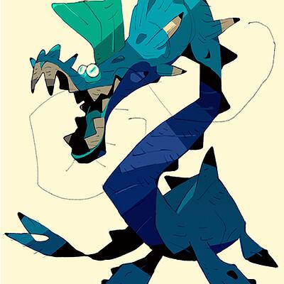 Satoshi matsuura 2021 05 01 sea dragon s