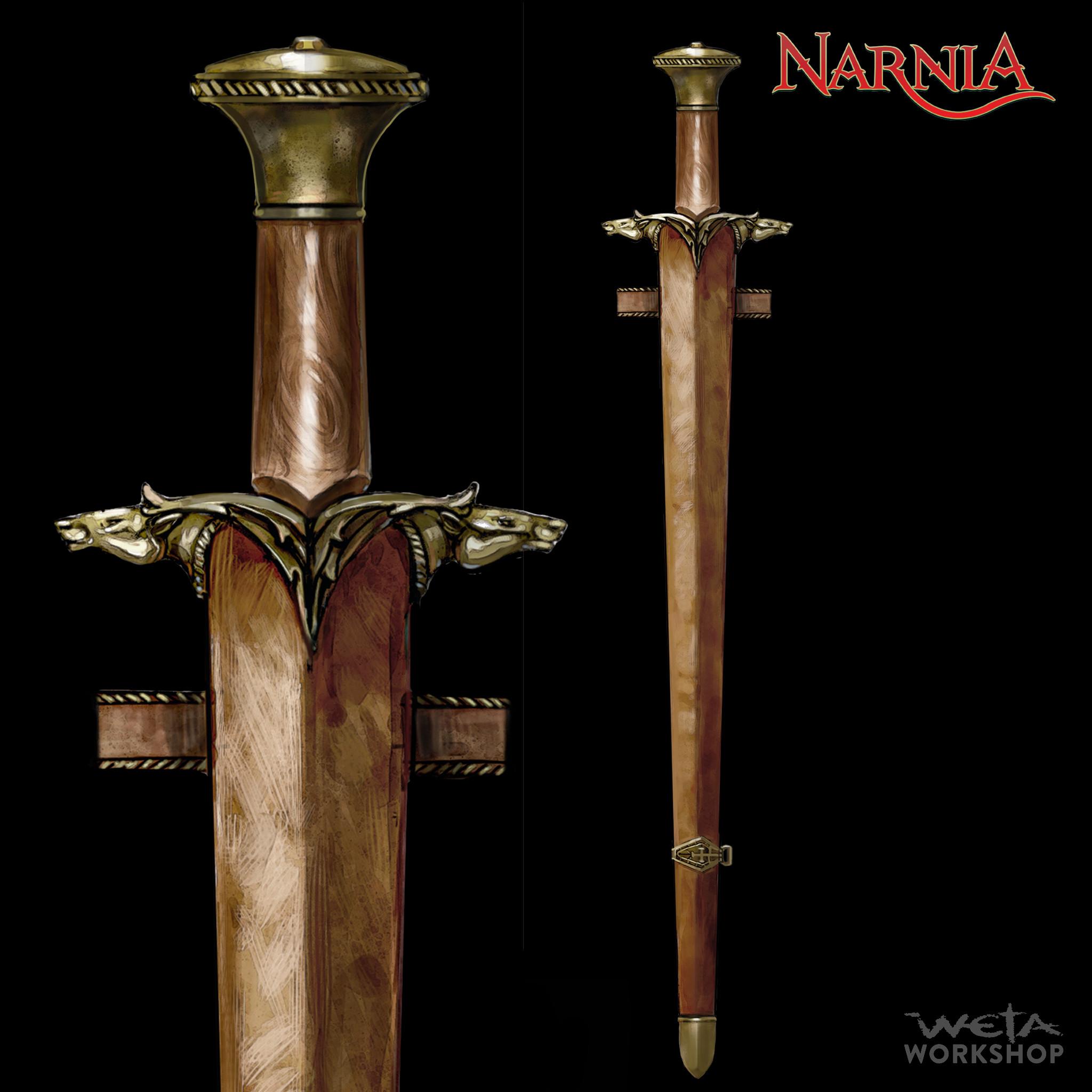 Father Christmas Sword
