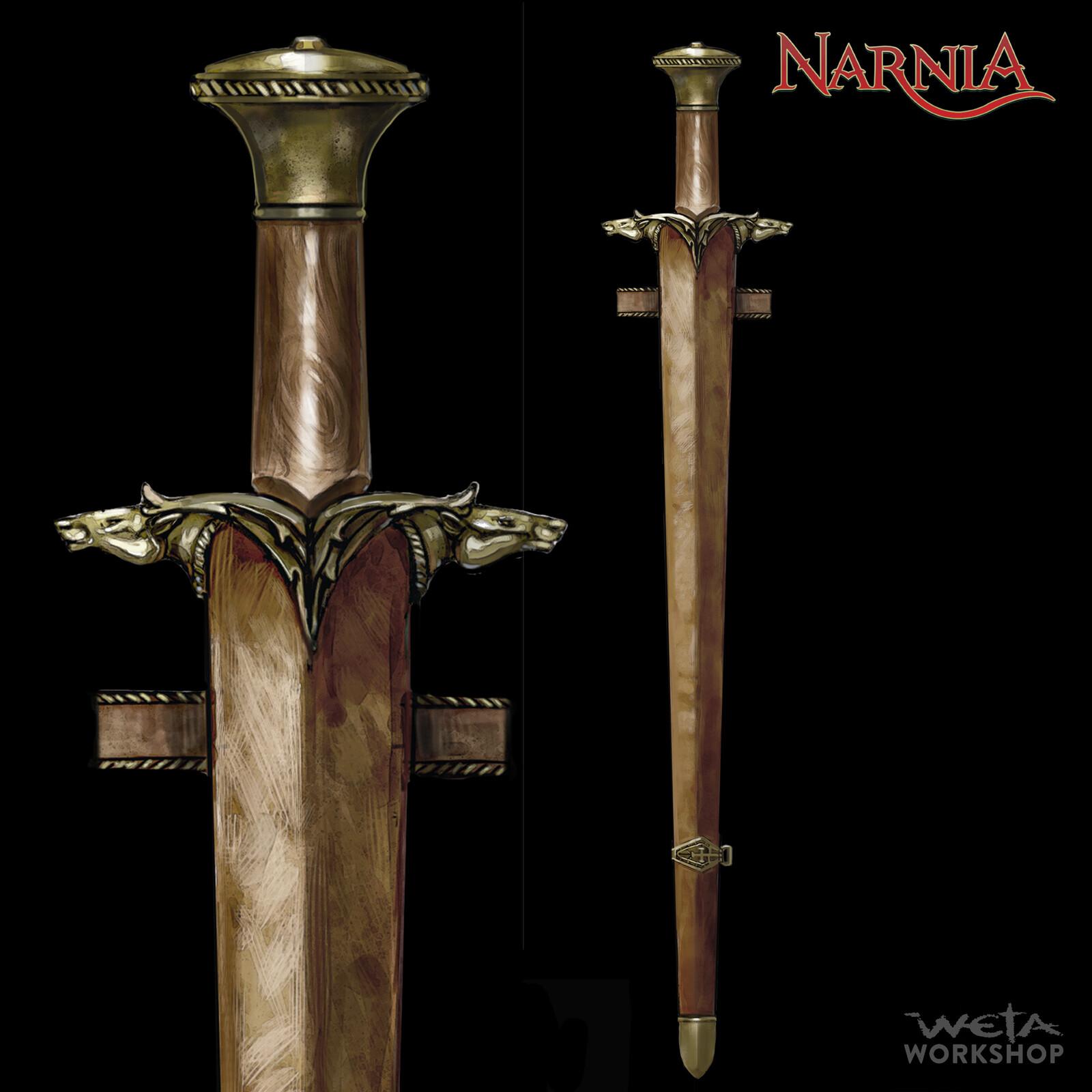 Father Christmas' Swords
