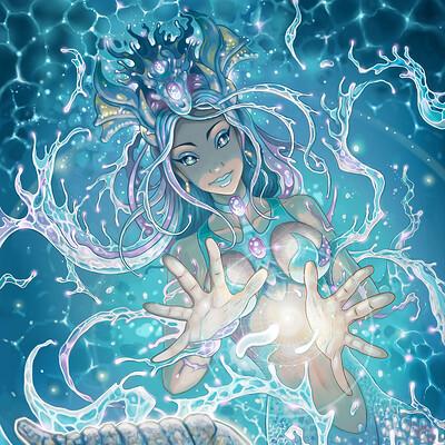 Lopez sylvain healing water
