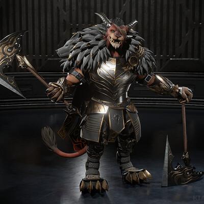 Rene puls lacsap armor