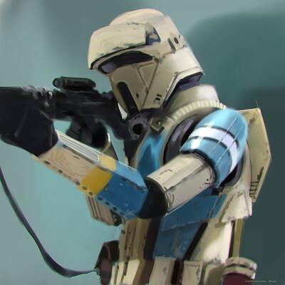 Armand serrano shore trooper copy