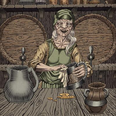 Robert shepherd tavern owner