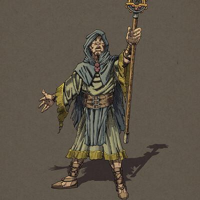Robert shepherd clergyman