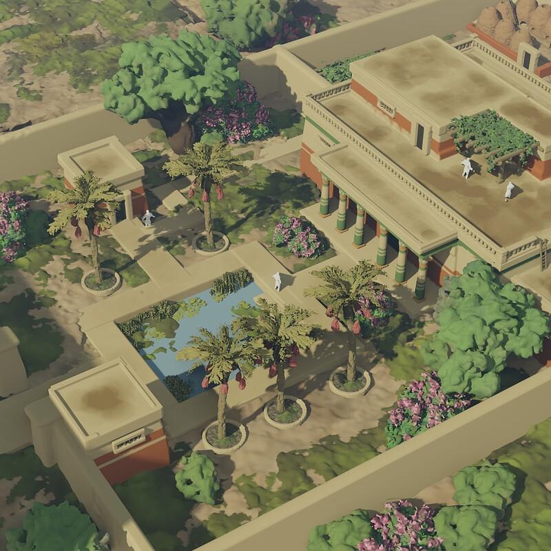 Egyptian Villa