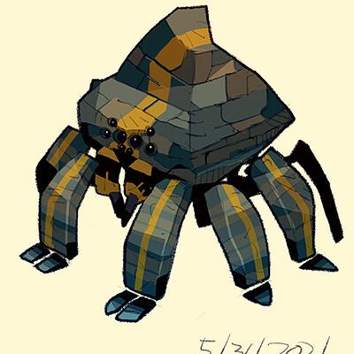 Satoshi matsuura 2021 05 21 rock spider s