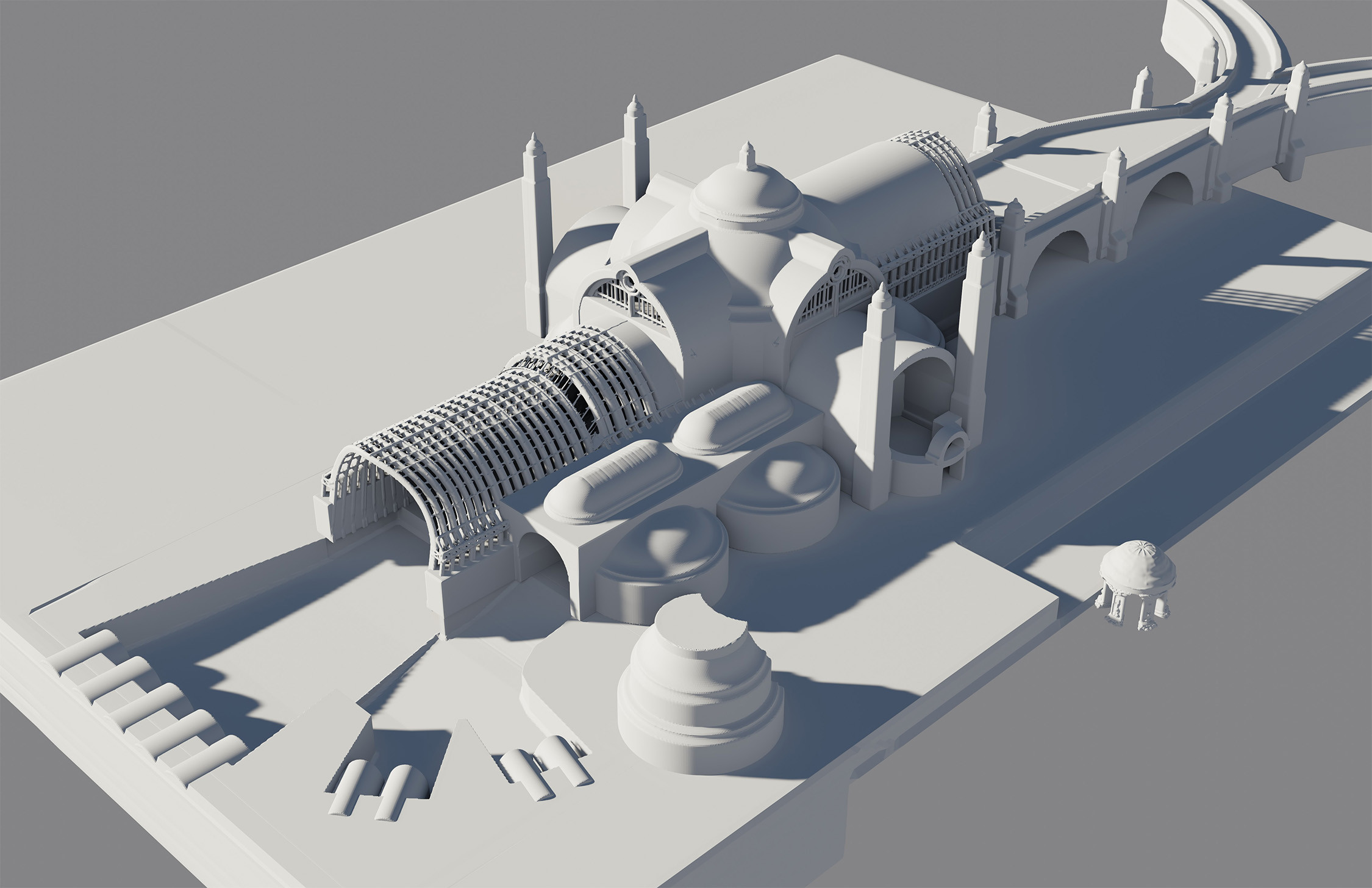 3DCoat rough model