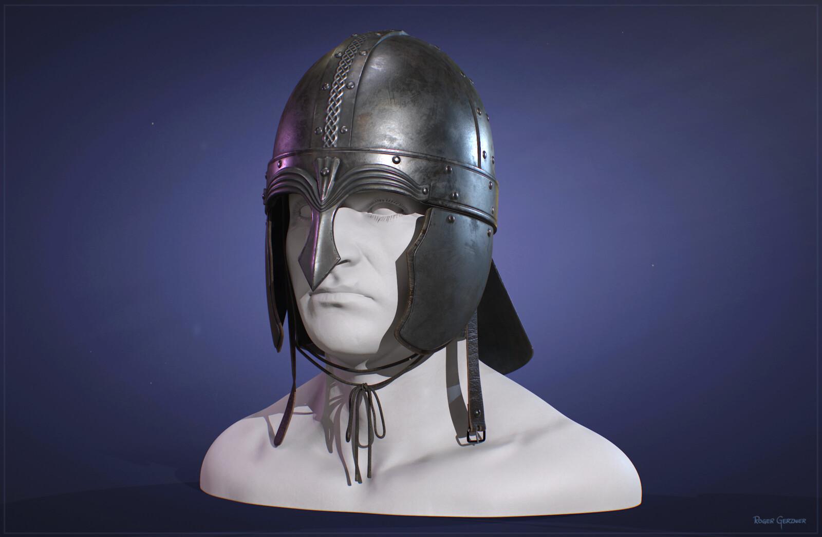 5th Century Spangen Helmet