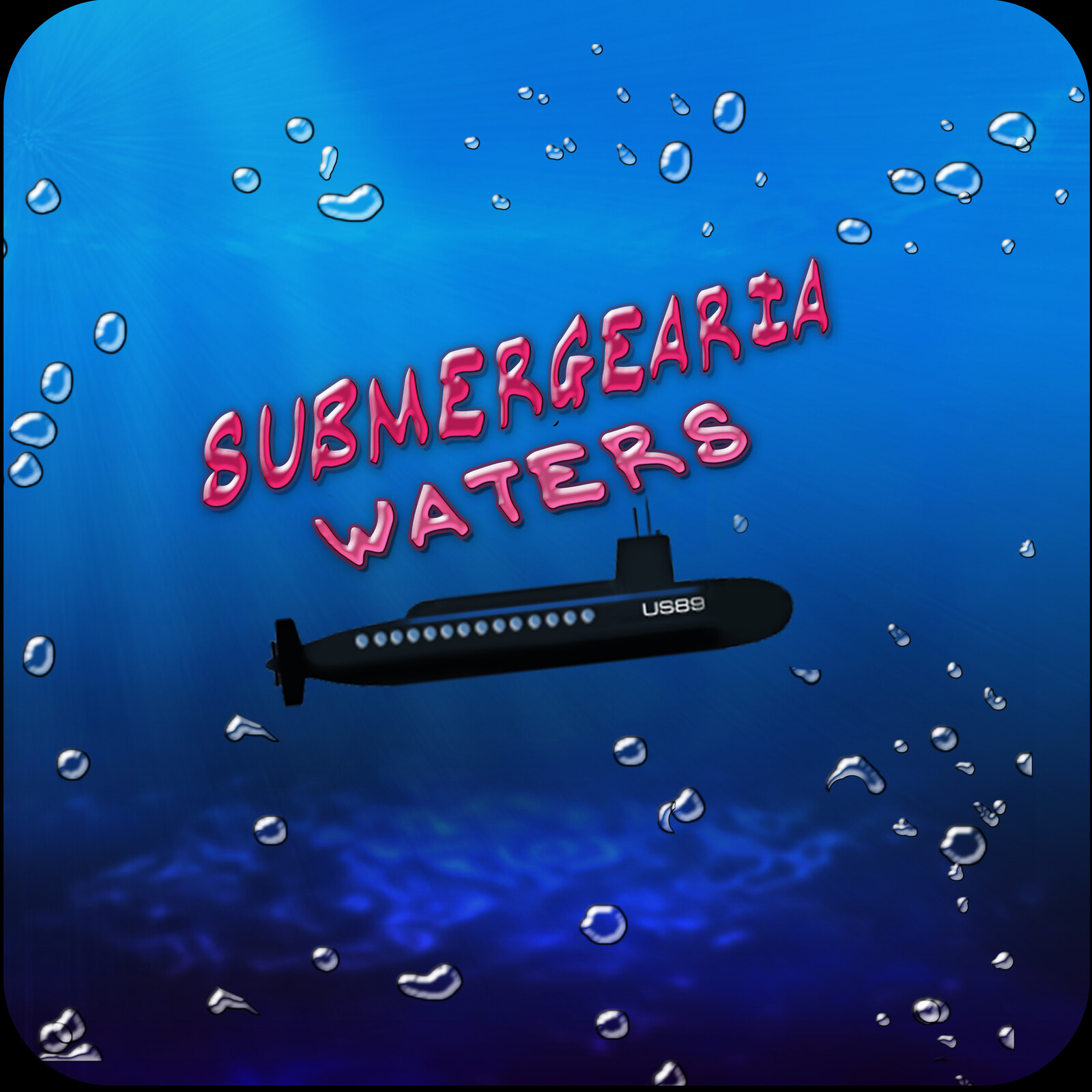 Submergearia Waters Mobile Game