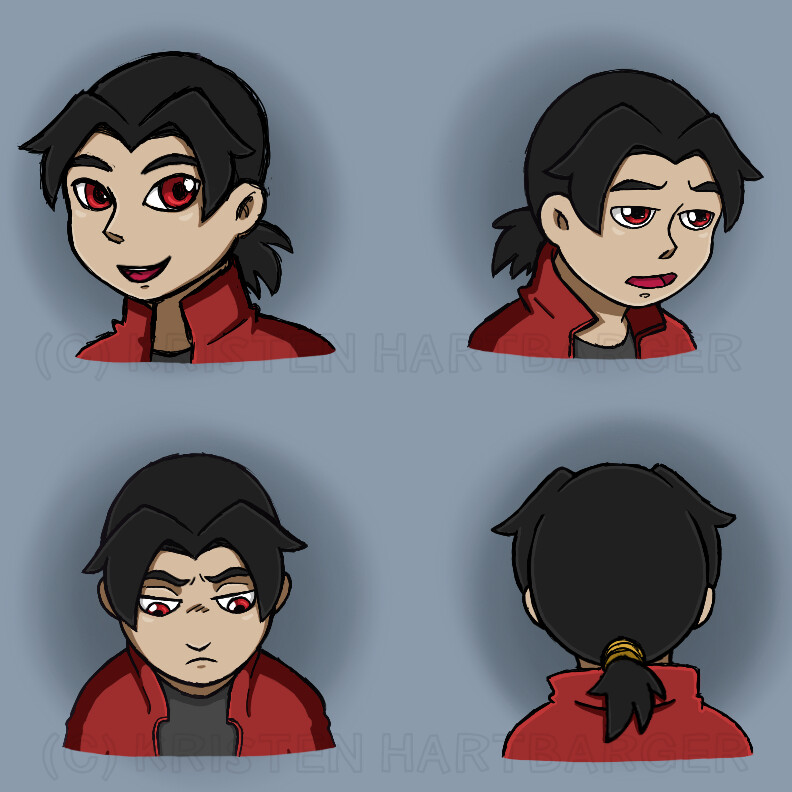 Marcus Expressions (May)