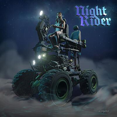 Stephen somers night rider