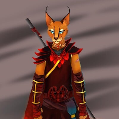 Sinda - Dragon Monk (Collection)