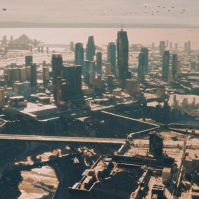 Lorenz hideyoshi ruwwe corona city main 4k