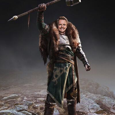 Greg semkow david warriorport