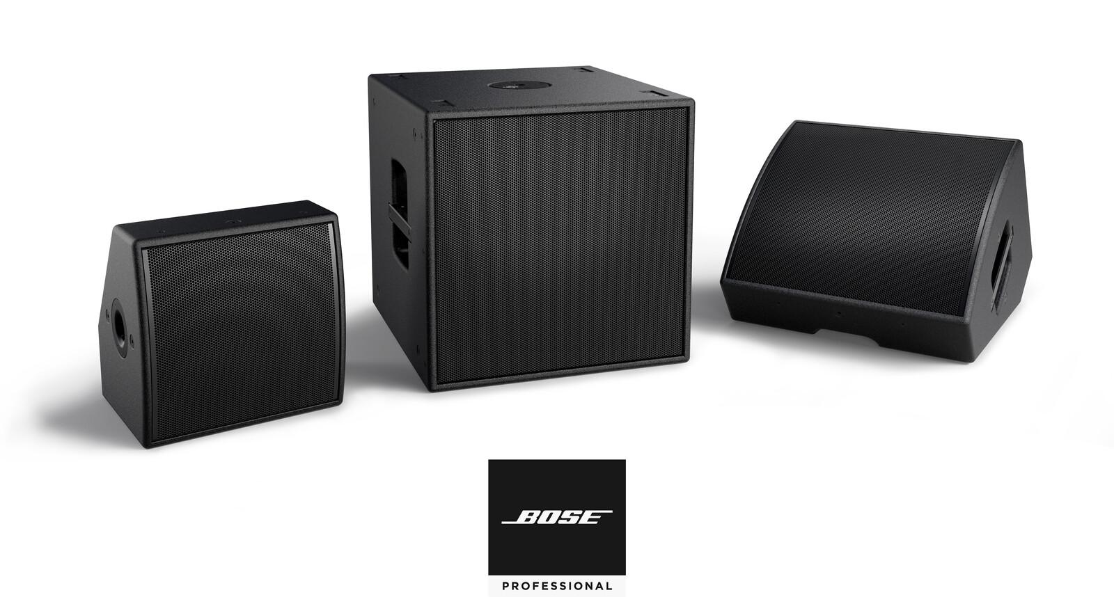 Bose AMM Multipurpose loudspeakers