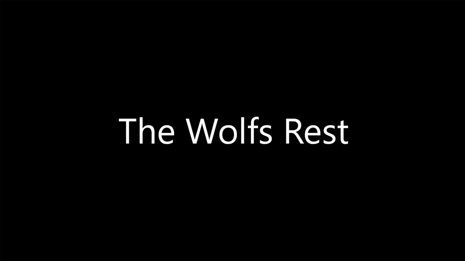 The Wolfs Rest