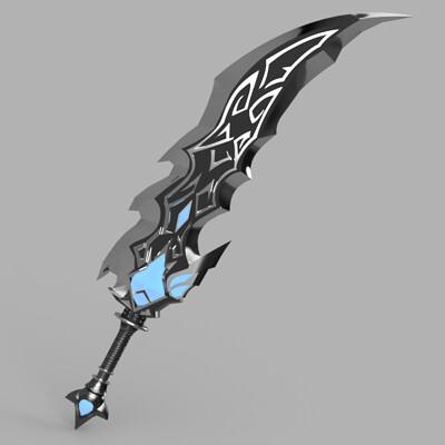 Marcus alm3ida swordtryndamere v4